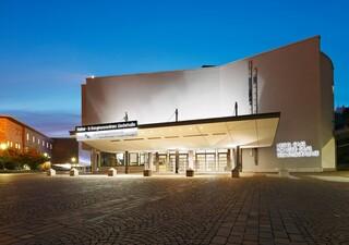 Kultur-und Kongresszentrum Liederhalle